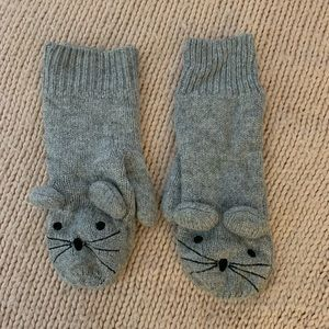 Adult Mouse Mittens 🐭